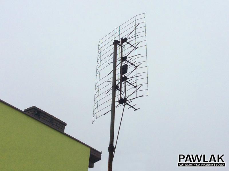 Zgrzewarka do anten