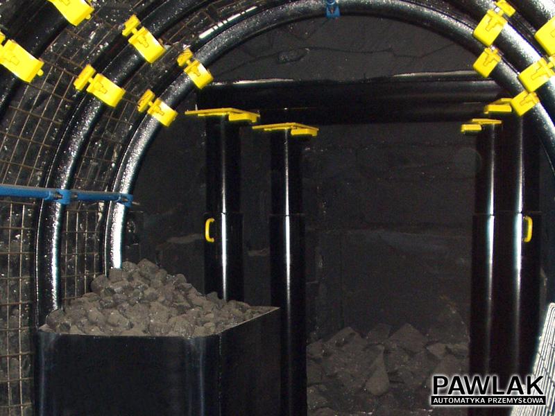 Zgrzewarka do siatek górniczych