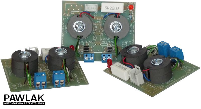 Transformatory impulsowe do bloków tyrystorowych