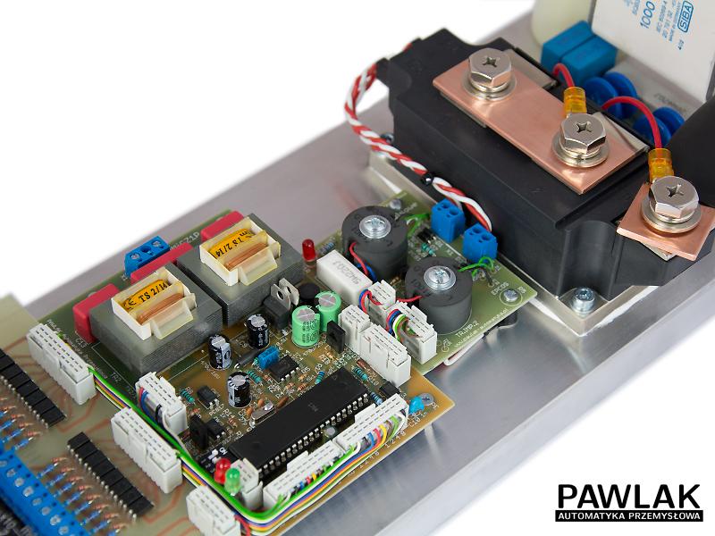 Regulator mocy i czasu zgrzewania do zgrzewarek punktowych